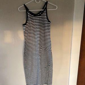 Fitted dress Old Navy